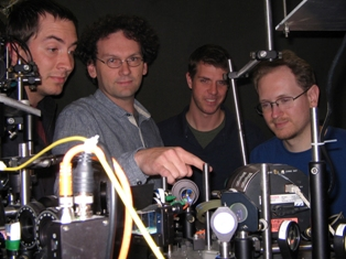 Schneble research team