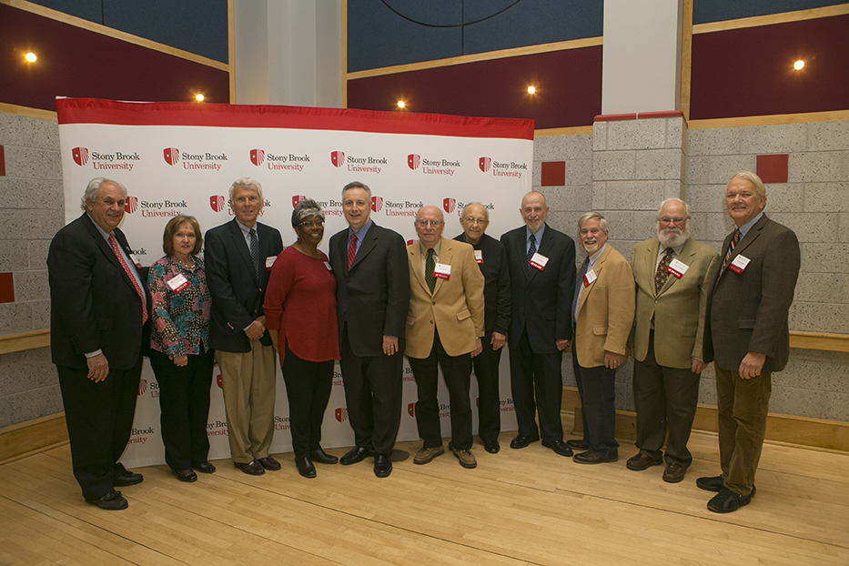 Service Awards Ceremony Honors Years of Dedication | | SBU News