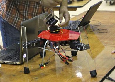 Sheprobo fest robot