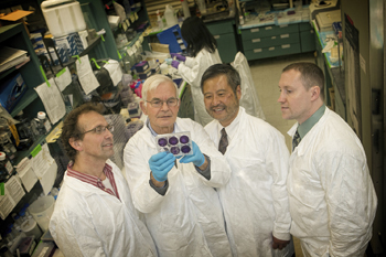 Stony brook university poliovirus researchers small 1