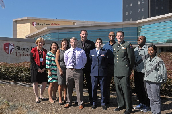 Stony Brook Admits First Eight Military Veterans as Students