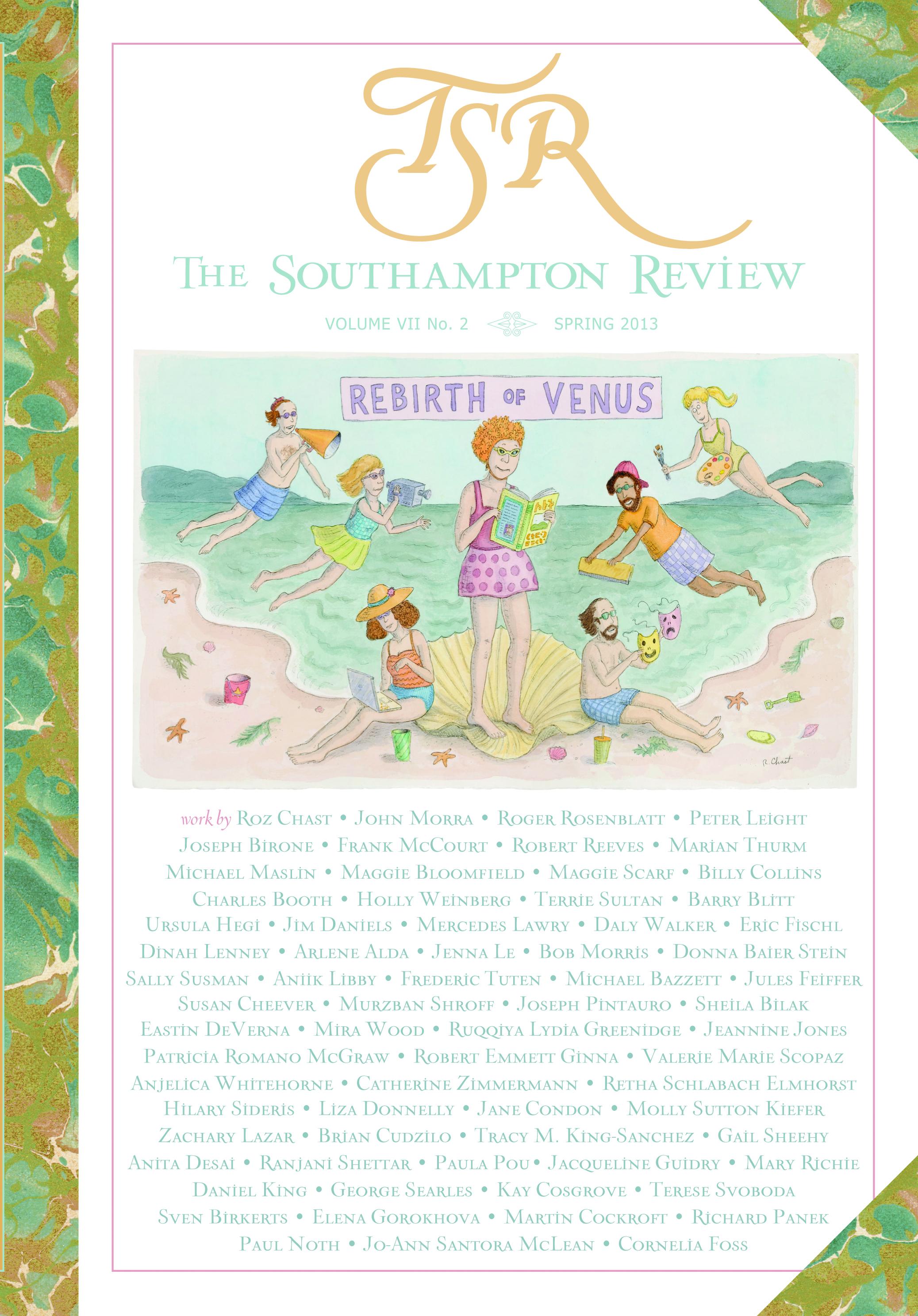 Tsr summer 2013 cover 1