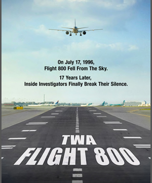 Twa flight 800 poster small