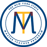 The nys master teacher program logo
