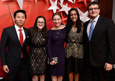 17th Annual Stars of Stony Brook Gala Trustee Scholars