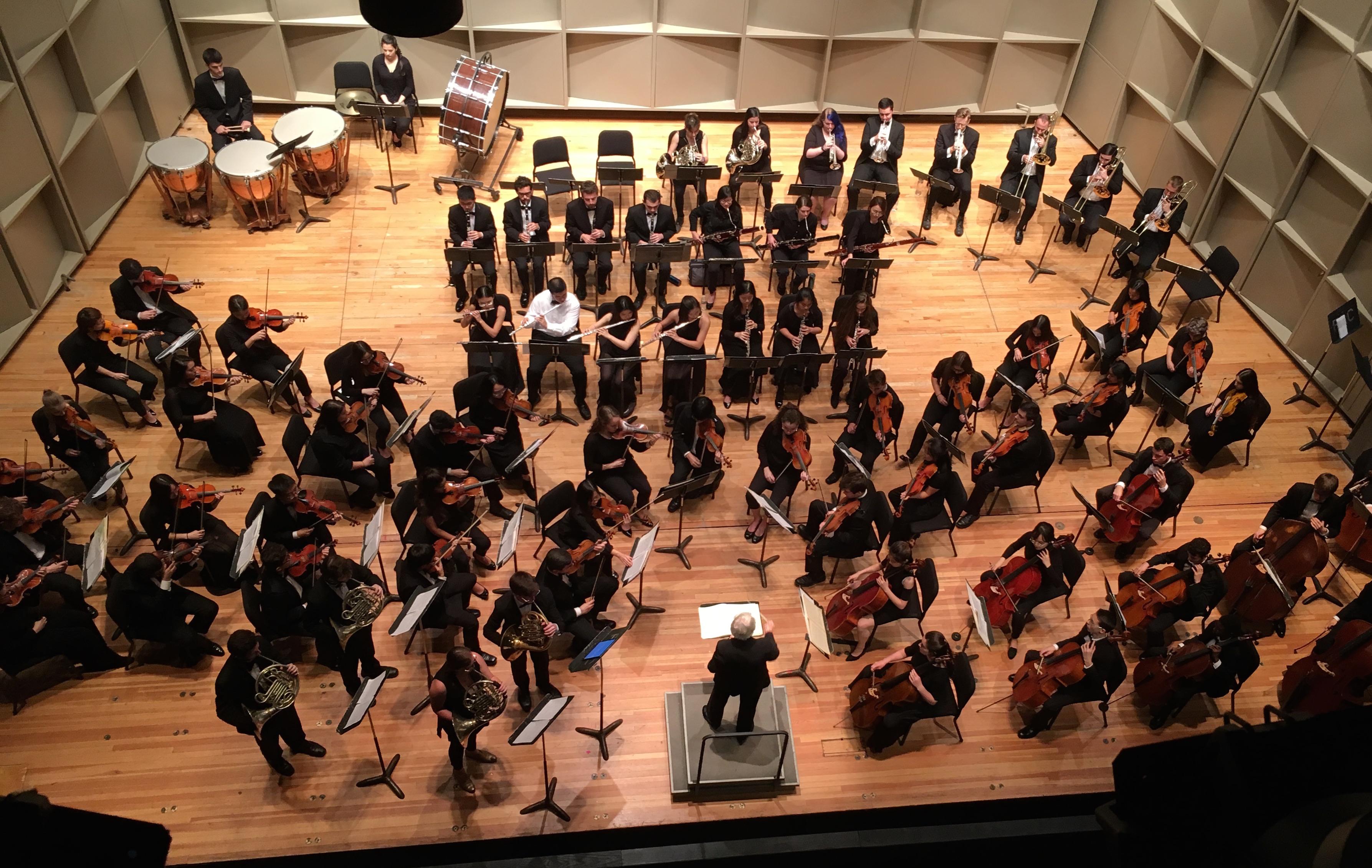 University orchestra 1 1