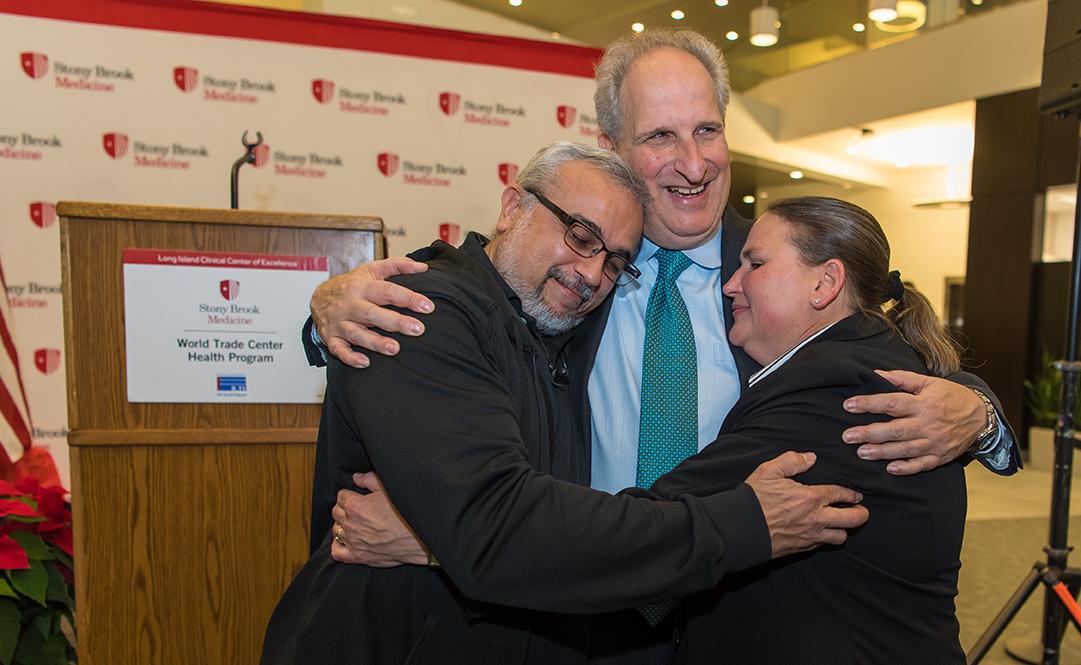 Stony Brook WTC Wellness Program Receives $60 Million from
