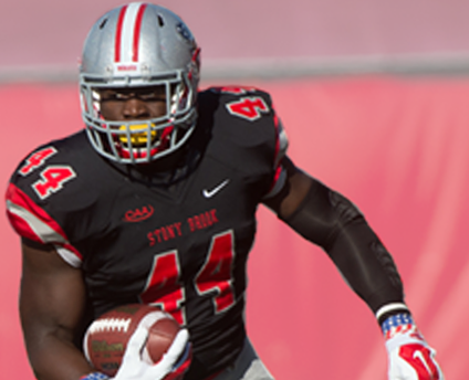 newest ea86f 6f1ec Former Seawolves Standout Will Tye Makes History | | SBU News