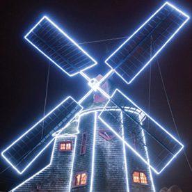 Windmill evite