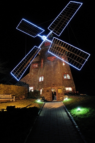Windmill lighting omni