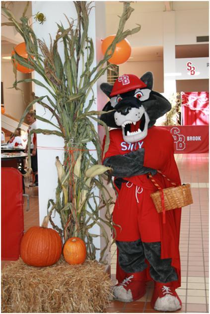 Wolfie Halloween