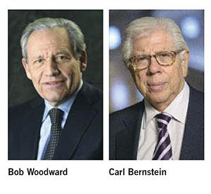 Woodward bernstein