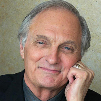 Actor Alan Alda is founder of the Alan Alda Center for Communicating Science at Stony Brook University.