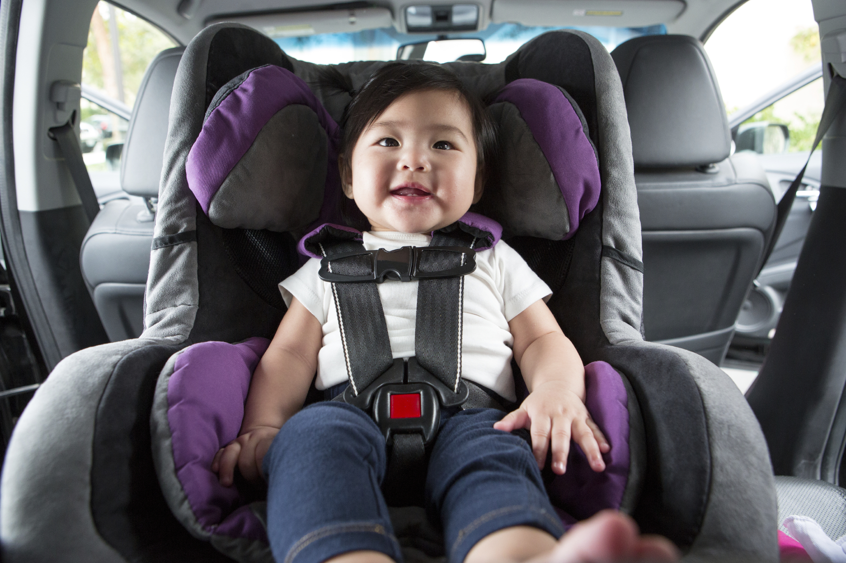 Baby car carseat