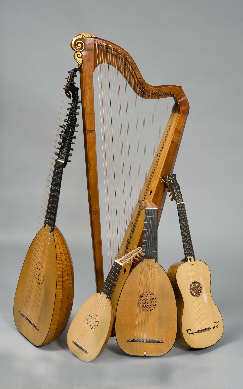 Baroque instruments1 1