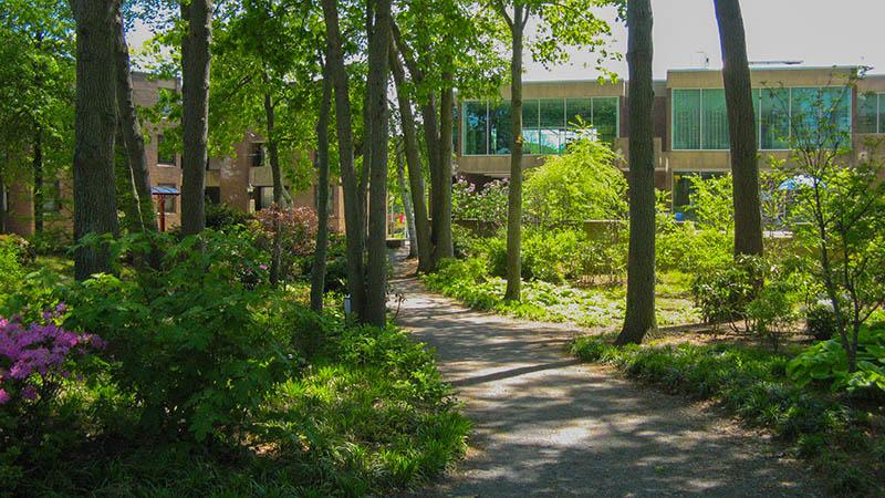 campus landscaping
