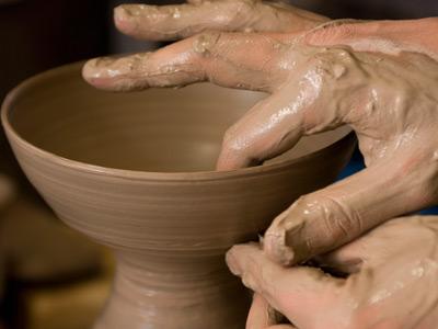 Craft center pottery 1
