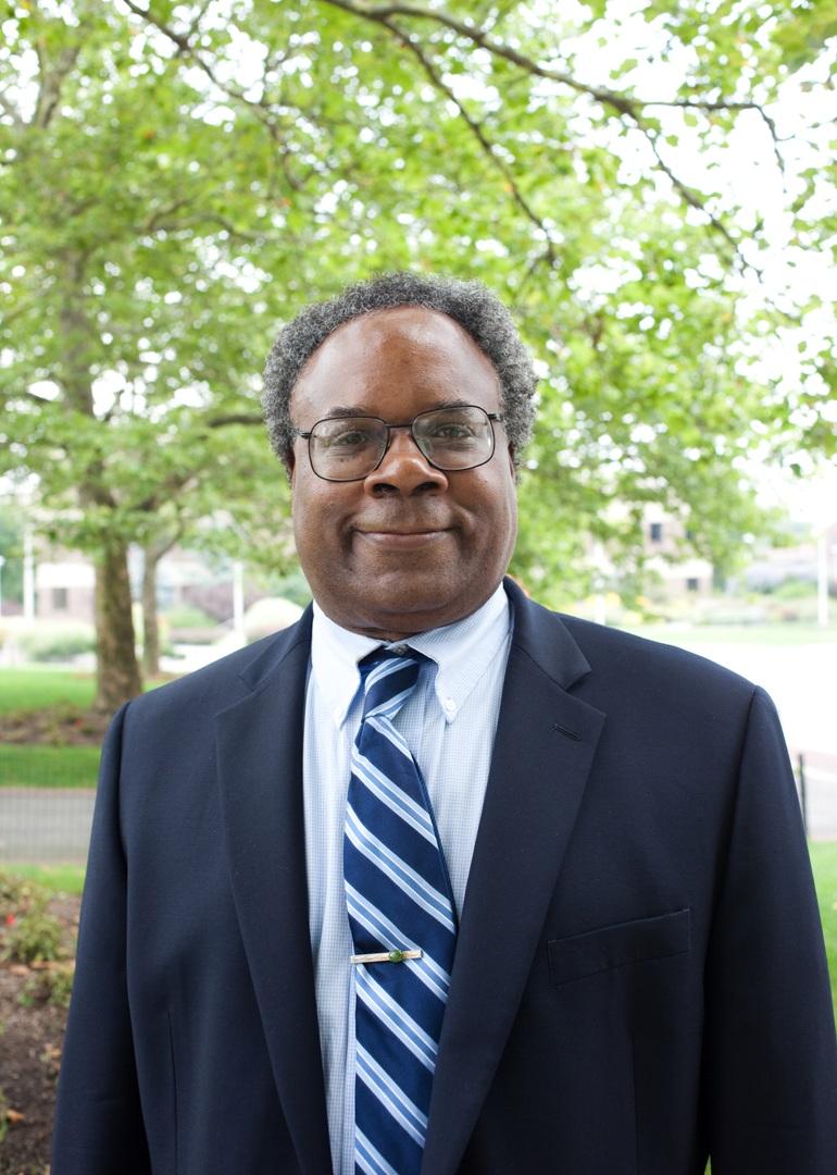 Distinguished Service Professor David L. Ferguson
