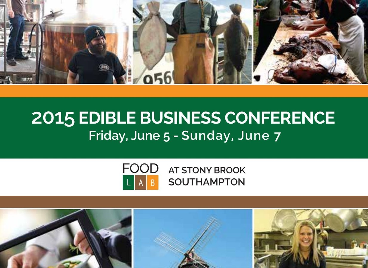 Edible business conference 1