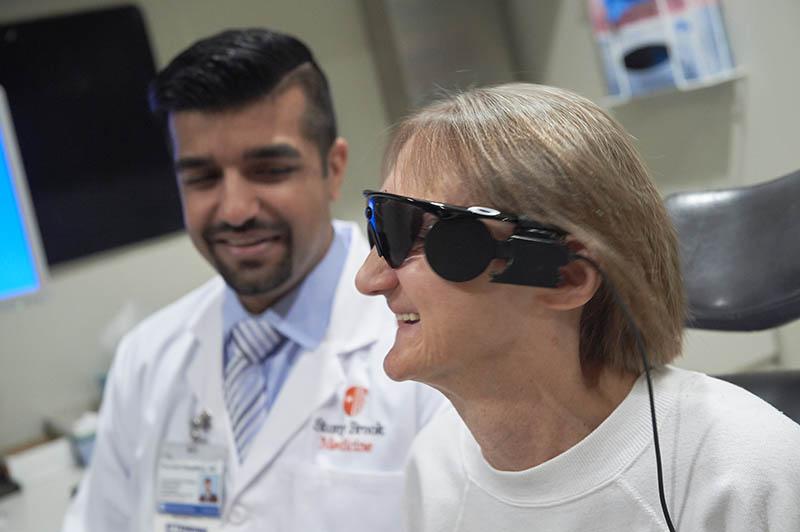 Patient Linda Kirk