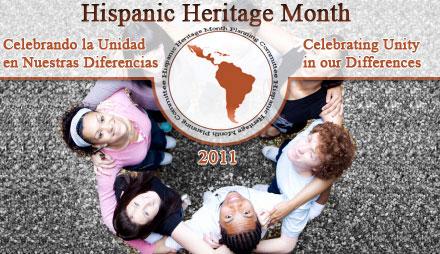 hispanic heritage month 2011 banner