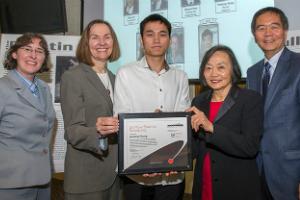 Huang mowlin award sized
