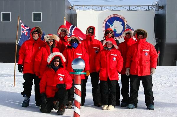 Joanna group south pole
