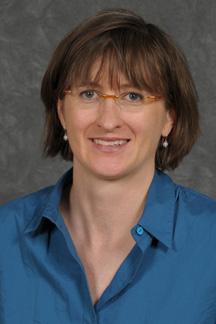 Chemistry Professor Katherine Aubrecht is also part of Stony Brook's Sustainability Program.