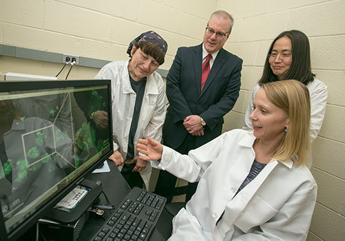 Stony Brook researchers