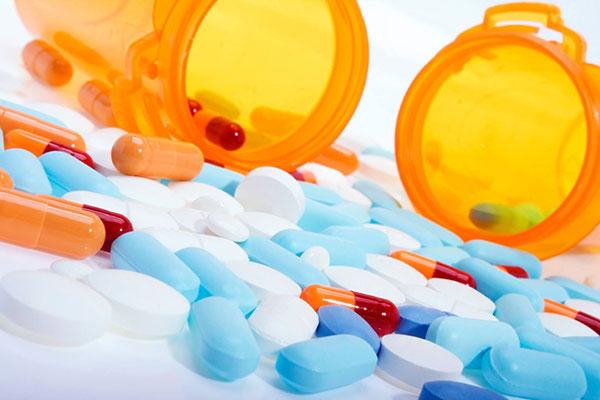 Pills 600