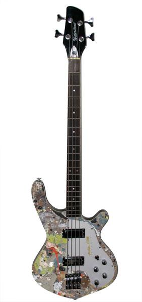 Pollock guitar