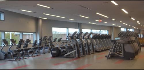 New Campus Recreation Center Opened October 19 Sbu News