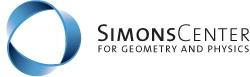 Simons center logo