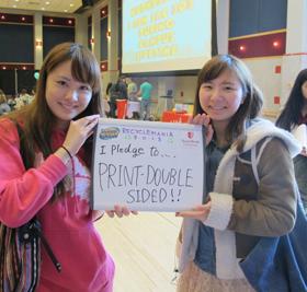 Small pledge