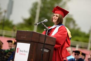 Student speaker 2013