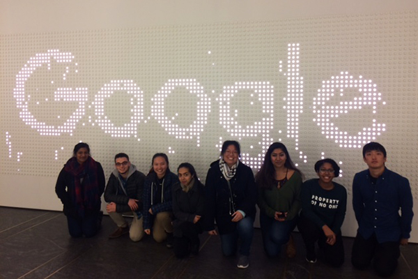 Students and Alumni at Google