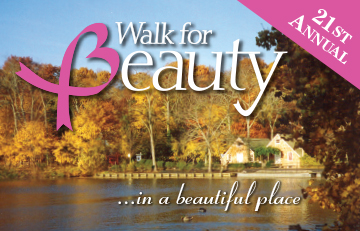 Walk for beauty