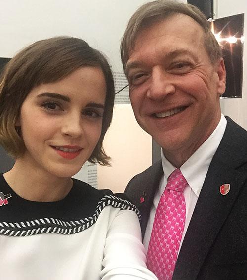Emma Watson, Presdident Stanley