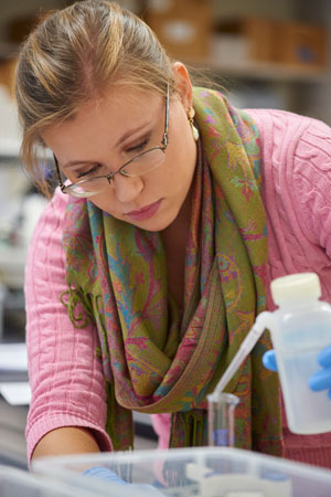 Closing the scientific gender gap