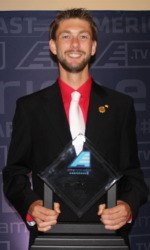 America East Man of the Year, Eric Speakman