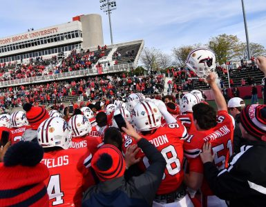 Seawolves Football Ranked 20th