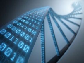 Photo credit: DNA with binary codes ktsdesign/Shutterstock