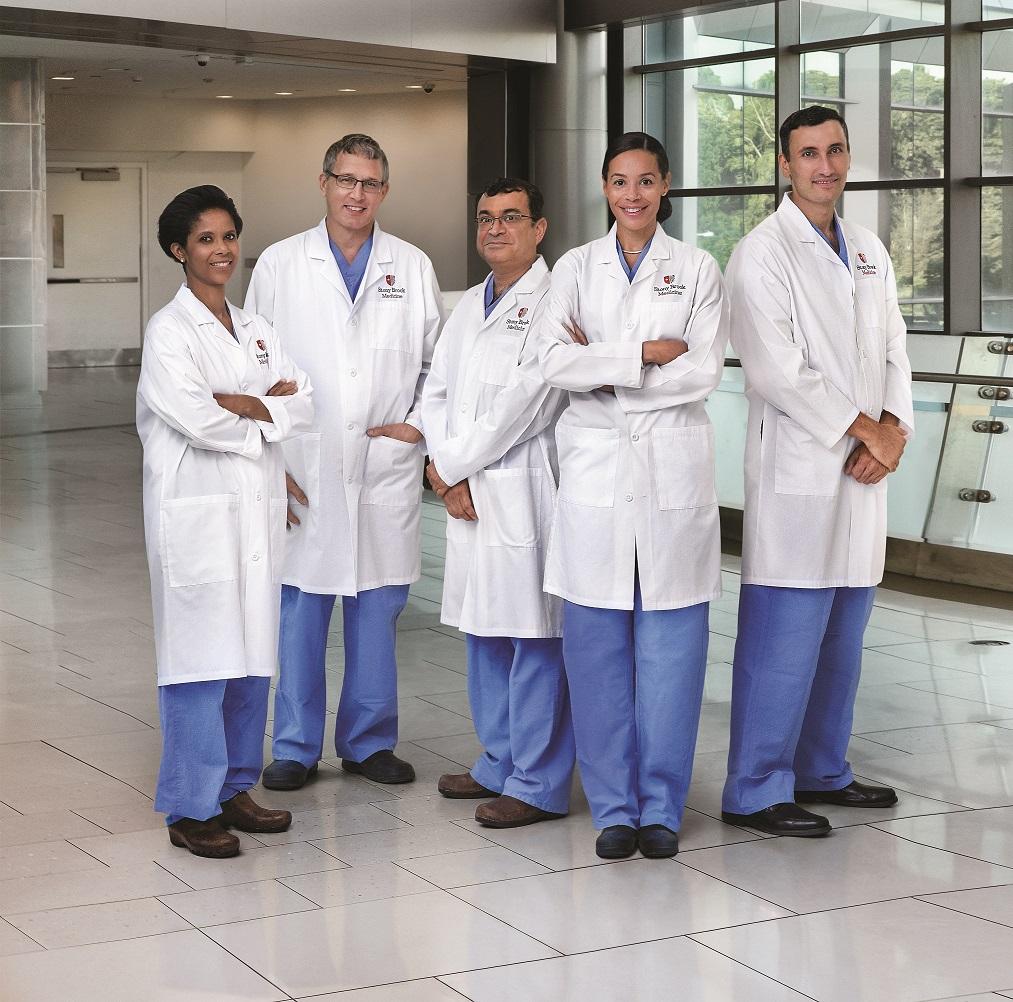 Heart surgery team