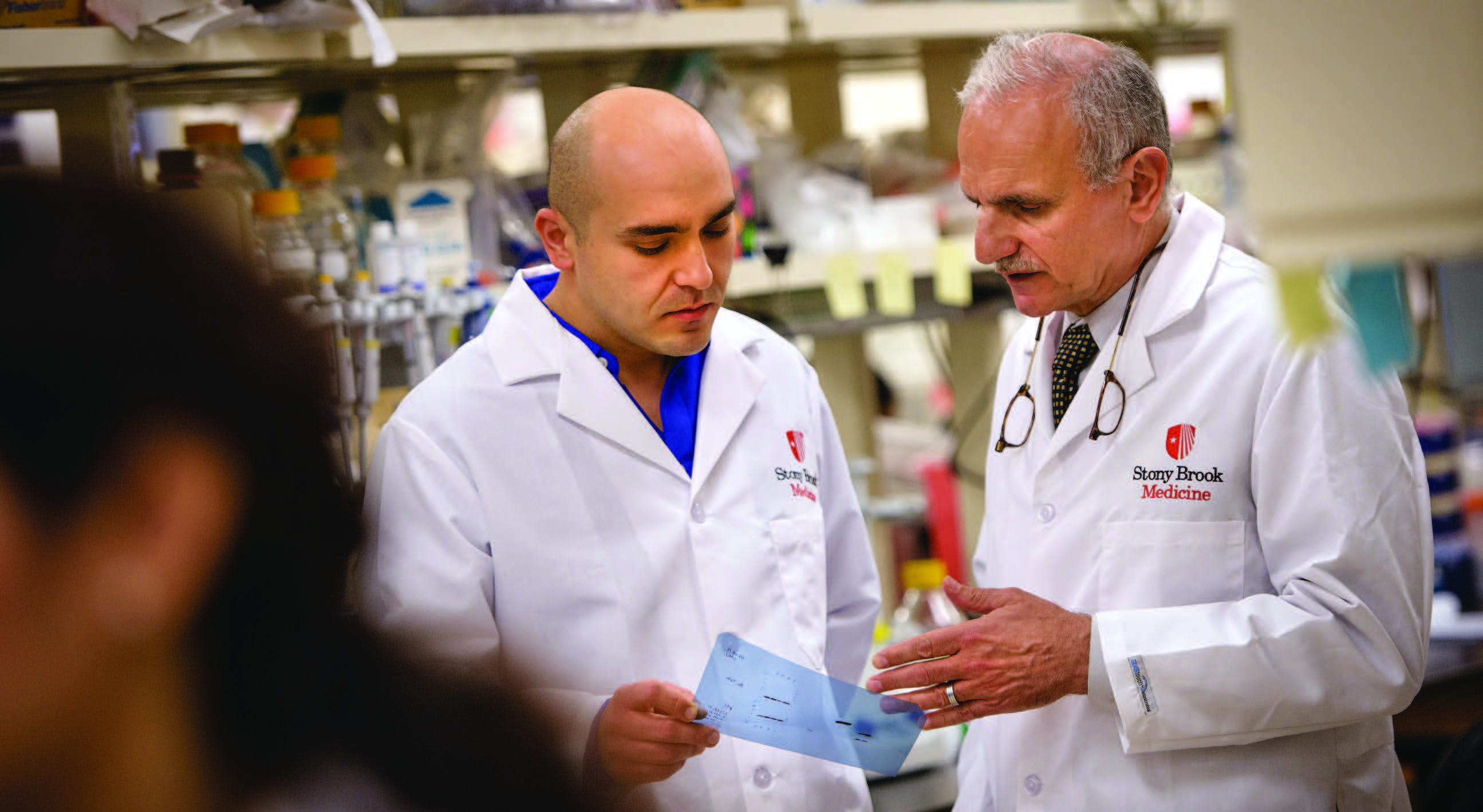 Transforming Cancer Care Stony Brook University Magazine