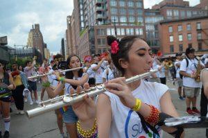 Pride march 2