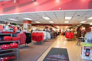 Shop red west 2