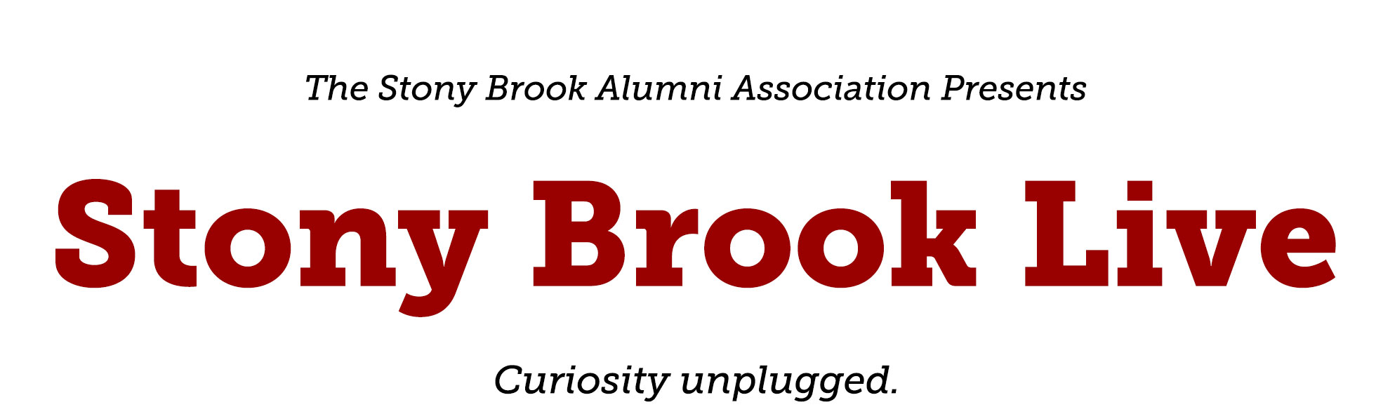 Submit Your Pitch for Stony Brook Live