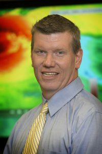 Brian Colle, PhD, head of the Coastal Meteorology and Atmospheric Prediction group.