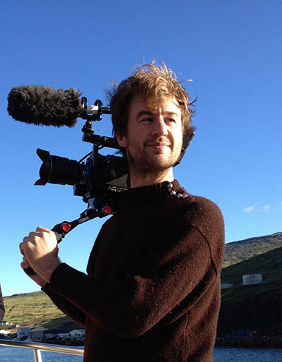 filmmaker Mike Day