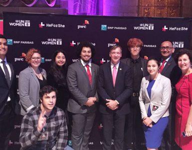 HeForShe event